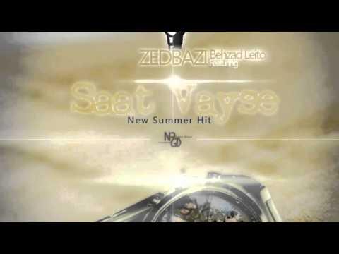 Zedbazi ft Behzad Leito - Saat Vayse - lyrics