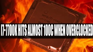 intel core i7 7700k more benchmarks overclocking results leak out