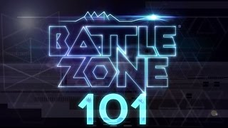 Battlezone | 101 Trailer - Co-op and Gameplay Feature | PlayStation VR