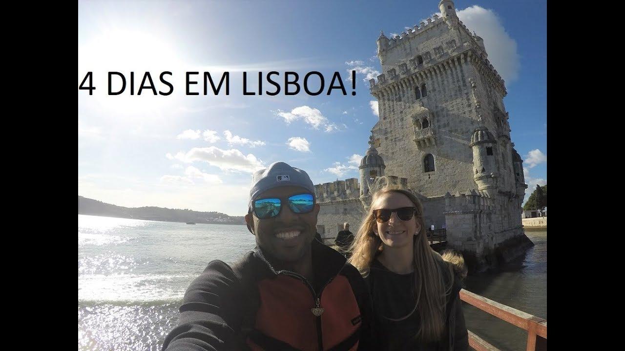 Oque Fazer Em Lisboa Em 4 Dias Reup Youtube