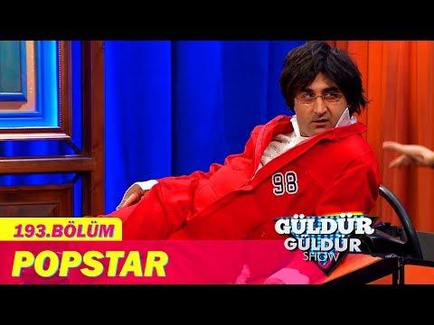 Güldür Güldür Show 193.Bölüm - Popstar