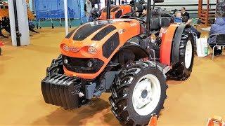 Goldoni tractors 2018 new models