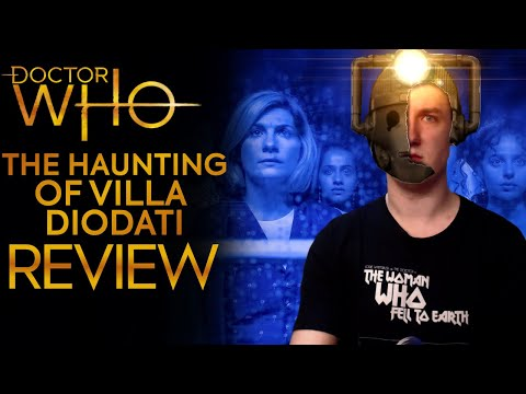 The Haunting Of Villa Diadoti SPOILER REVIEW | Doctor Who Series 12 Episode 8 Review