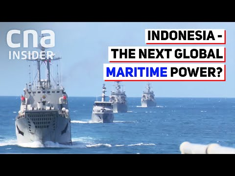 Can Indonesia Really Be A Global Maritime Power?