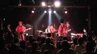 FIRE HORNS Live@代官山LOOP 2013.7.28ダイジェスト