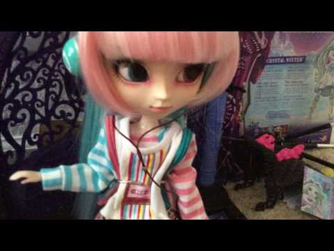 Pullip creator's label Akemi deluxe doll review!