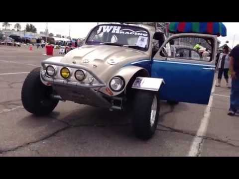 1965 Volkswagen Beetle, Kafer, Bug, Baja 1000