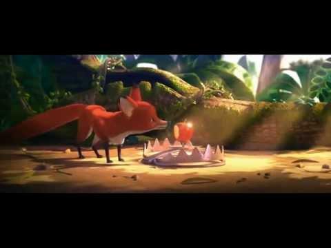 Охота на лис мультфильм