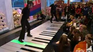 Jamming On FAO Schwarz Piano