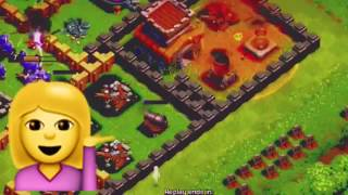 Harry Potter In COC?!? | Clash of Clans