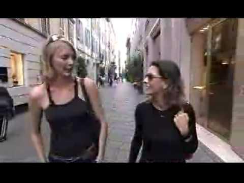 Melanie Payge Co-Presenter | Fashion Avenue starring Jody Kidd and Roberto Cavalli