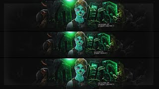 FREE Fortnite 'Ghoul Trooper' Giveaway | Banner Template