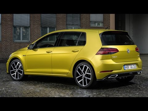 2017 Volkswagen Golf 1.5 TSI R Line - First Drive and Design