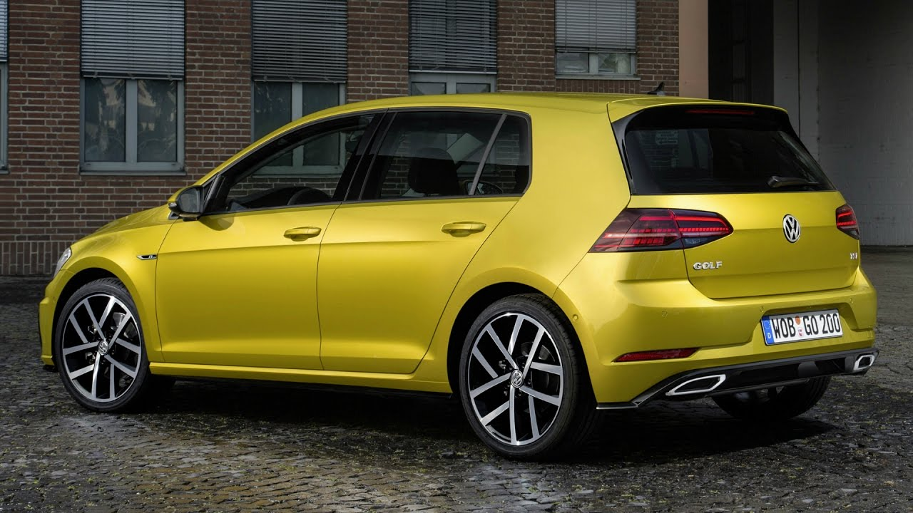 2017 Volkswagen Golf 1 5 Tsi R Line First Drive And
