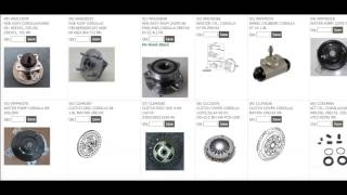 COROLLA Control arm radiator tenioner ZRE ZZE 1ZRFE NZE 2007 2008 2009 2010 2011