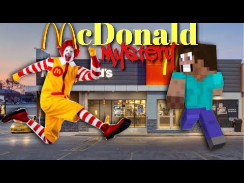 McDonald Mystery (updated version)