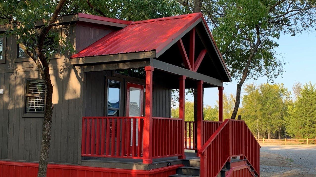 XL LOFT STAIRS cabin RV tiny home