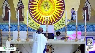 Santa Missa às 15h - 18/07/2020 - AO VIVO