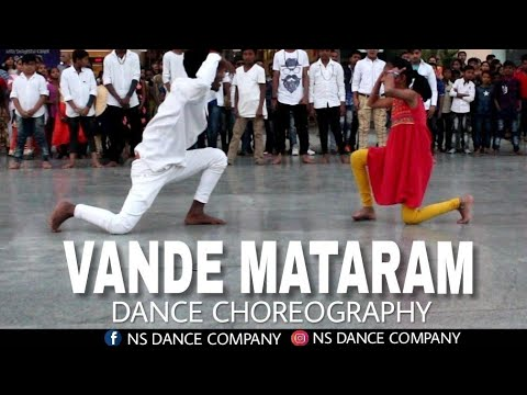 Vande Mataram - ABCD 2 official Dance Video Choregraphy by - Smith Parmar NS Dance Company
