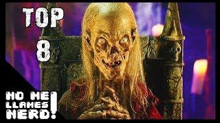 Top 8: Los mejores capítulos de los Cuentos de la Cripta (Especial de Halloween)