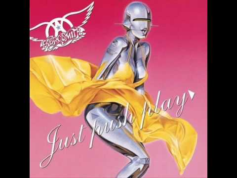 Aerosmith - Just Push Play Radio Remix (Lyrics)