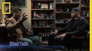 Neil deGrasse Tyson Talks Life on Mars | StarTalk