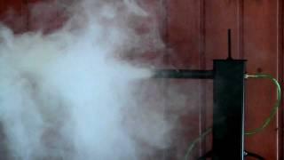 Raucherzeuger Kaltrauch Rauchgenerator Schinken Räuchern Lachs