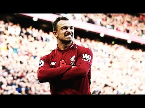 Xherdan Shaqiri • Magic • Amazing Goals & Skills • 2018/19