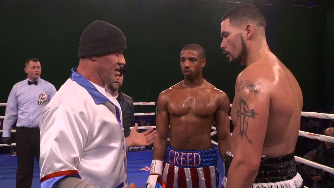 5113e71ae06cae Creed  Behind the Scenes Movie Broll - Michael B. Jordan