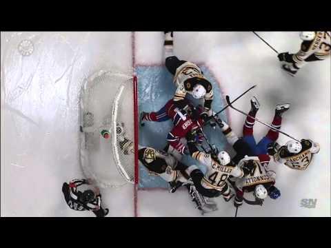 Bruins @ Canadiens Highlights 11/07/15