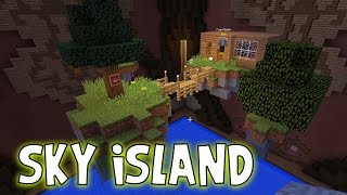Minecraft - Build Battle Buddies - SKY ISLAND! W/AshDubh