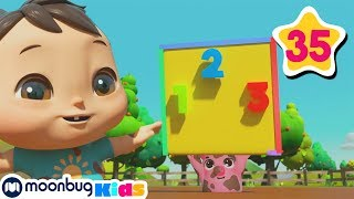 Learns Shapes Colours and Numbers   Little Baby Bum   Baby Songs & Nursery Rhymes   Learning Songs