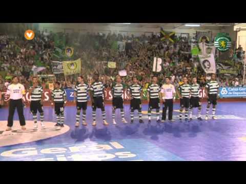 Futsal :: Sporting Campeão 2010/2011