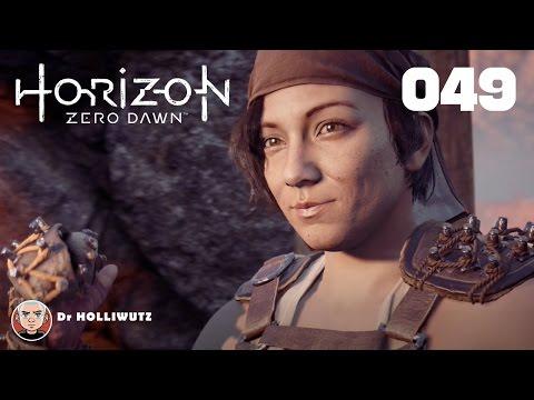 Horizon Zero Dawn #049 - Eine Halde voll Ärger [PS4] Let's play Horizon Zero Dawn