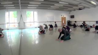 Floorwork tendus