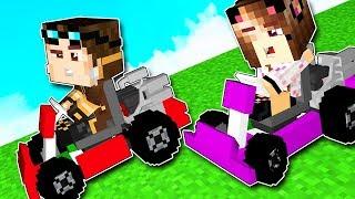 COSTRUIAMO IL NEGOZIO DI GIOCATTOLI SU MINECRAFT! - Casa di Minecraft LIVE