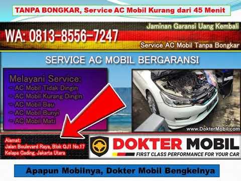Phone atau WA  081385567247 Service penyebab ac mobil tidak dingin hanya keluar angin di Tanjung Pri