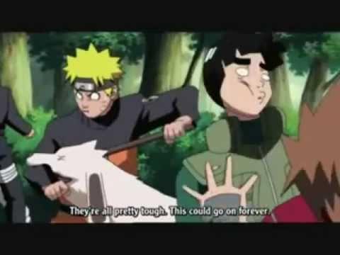 Naruto Shippūden: Konoha Teams - Must Have Done Something Good