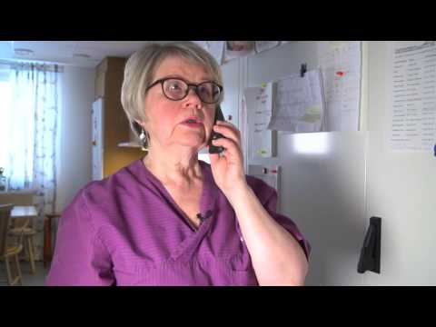 Remote consultation between Primary Health Care and Nursing Home – RemoAge northern Sweden