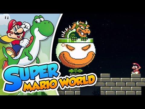 Reza lo que sepas Bowser! - #07 - Super Mario World