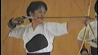 2000皇后盃 決勝3立目 落ち・優勝 佐竹万里子先生