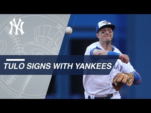 Tulo signs one-year deal with Yankees