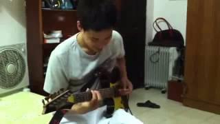 """Bệnh nhân """"thiên tài"""" chơi guitar"""