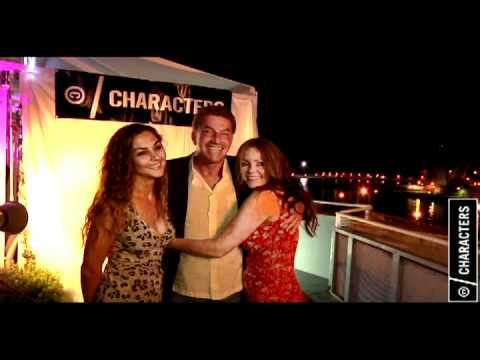 CHARACTERS MODEL AGENCY | MODELS NIGHT @ SUNSET CLUB (Palma de Mallorca)