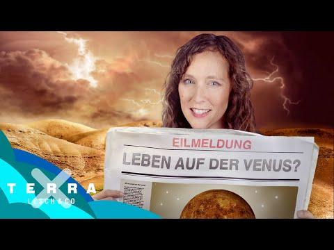 Leben auf der Venus? Was die Phosphan-Spuren bedeuten | Suzanna Randall