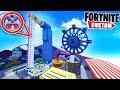 Fortnite CARNIVAL HIDE and SEEK.. BEST Hiding spots EVER?! (Fortnite Creative Mode)