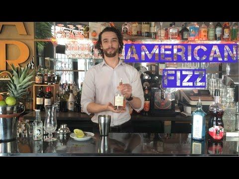 How to make a Cognac American Fizz