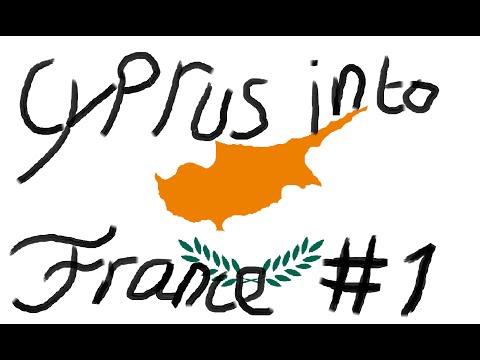 Cyprus Into Kingdom of Jerusalem Into France: The highlights, EU4 Part 1/2
