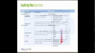 NAV TechDays 2012 - Blocks & Deadlocks (1/7)