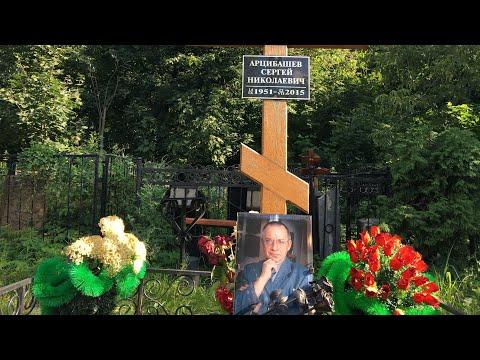 Ваганьковское кладбище (часть 3)